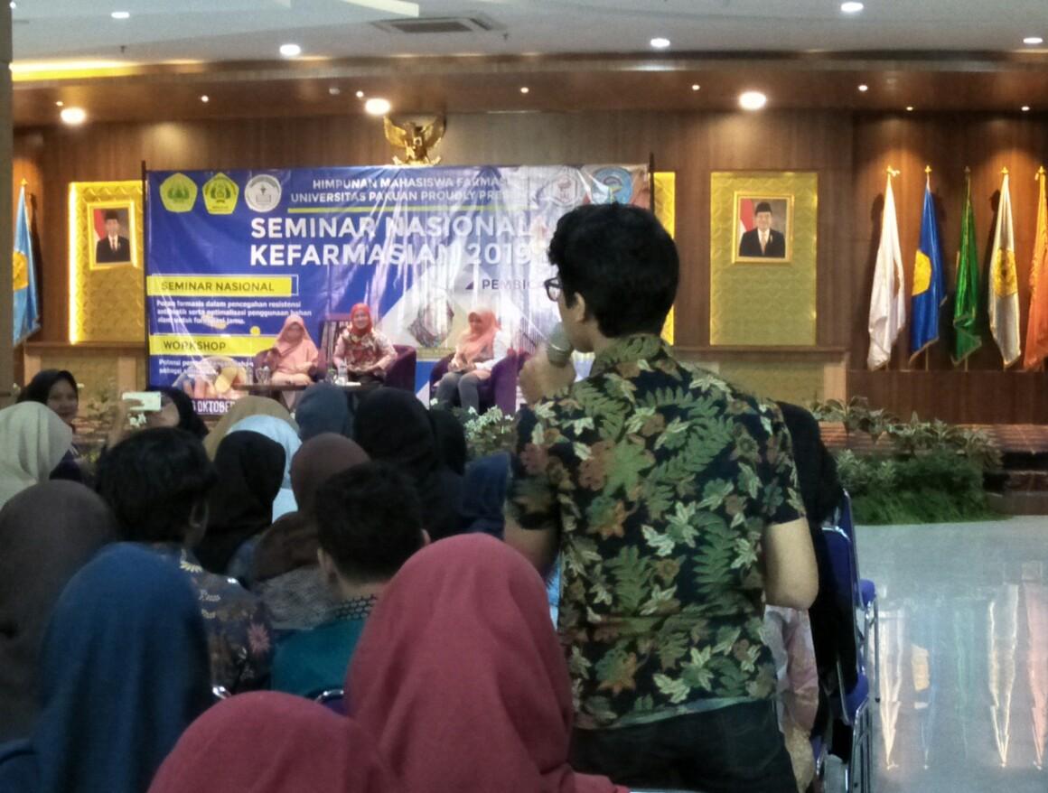 Seminar Nasional Kefarmasian 2019.