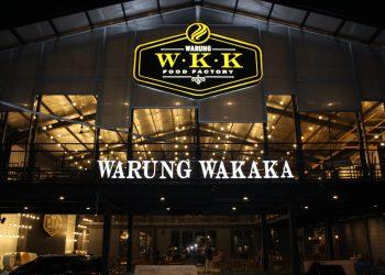 Warung Wakaka, Street Food kekinian di Kota Bandung