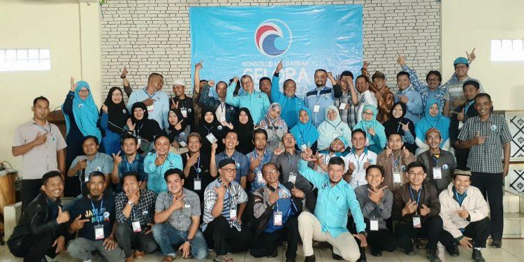 Partai Gelora Indonesia Kabupaten Bandung, Siap Bersaing Di Panggung Politik 2020