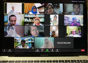 DOSEN PRODI PBS INDONESIA FKIP UNPAK JALIN SILATURAHIM MELALUI PANTUN