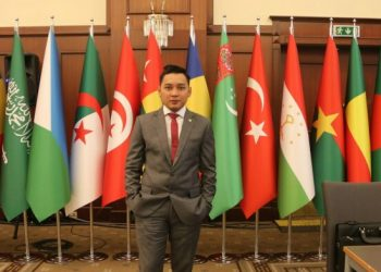 Presiden Pemuda Asia-Afrika.