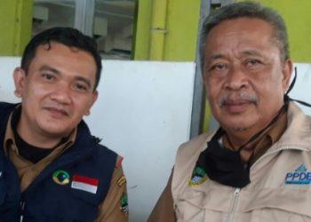 Kang Dedi supandi (Kadisdik Jabar) bersama Juli Wahyu Pari Dunda ( Ketua MKPS SMA JABAR).