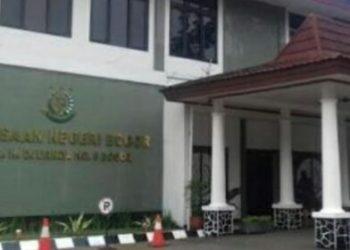 Kantor Kejaksaan Negeri Kota Bogor.